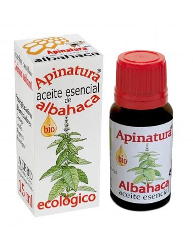 Aceite Esencial de Albahaca 15 ml