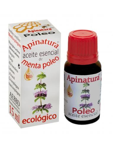 Aceite Esencial de Poleo Menta Ecológico 15 ml