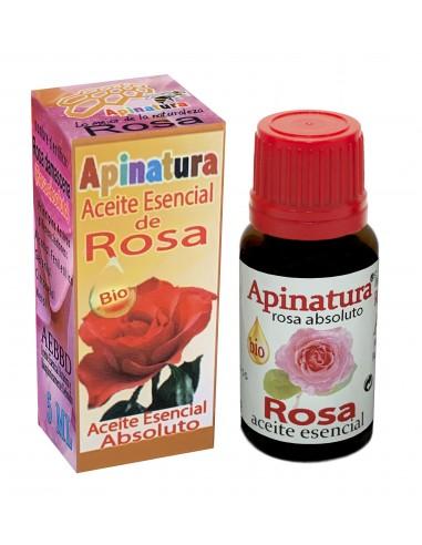 Aceite Esencial absoluto de Rosa Damascena 15 ml
