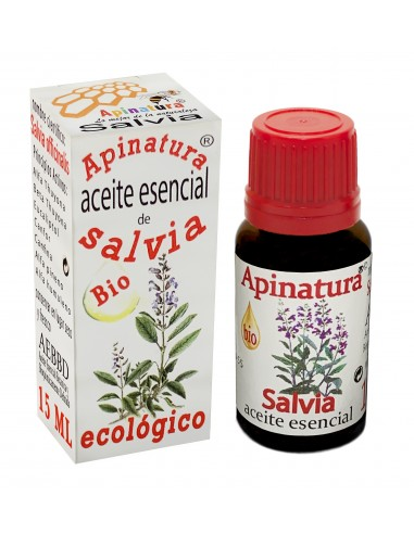 Aceite Esencial de Salvia 15 ml