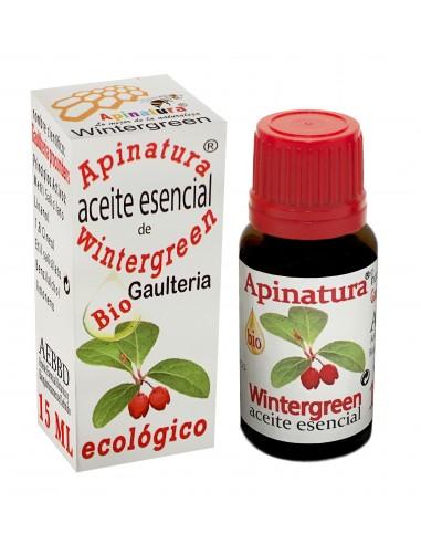Aceite Esencial de Wintergreen 15 ml