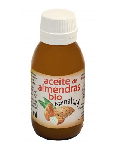 Aceite de Almedras Ecológico 125 gr