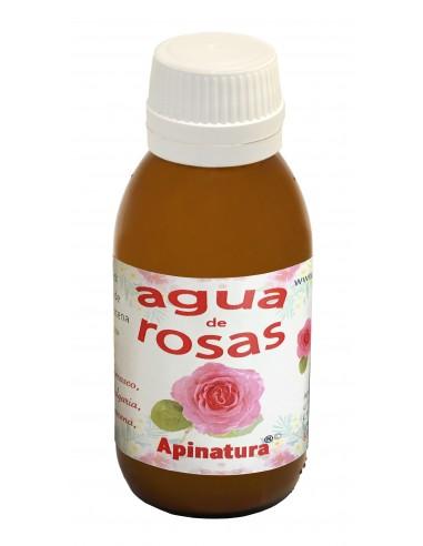 Agua de Rosas Ecológica 125 ml