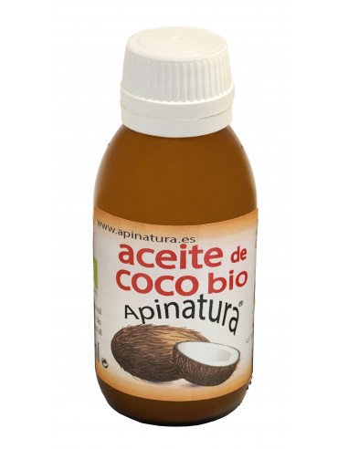 Aceite de Coco Ecológico 125 ml