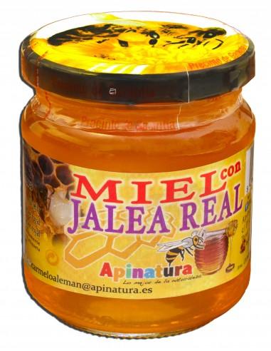 Miel con Jalea Real 250 gr