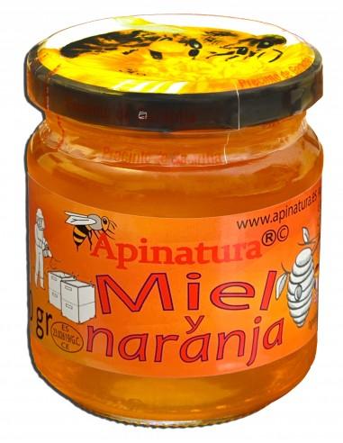 Miel con Naranja 250 gr