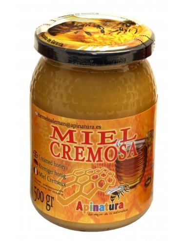 Miel Cremosa 500 gr
