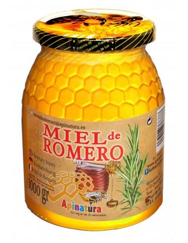 Miel de Romero 1000 gr