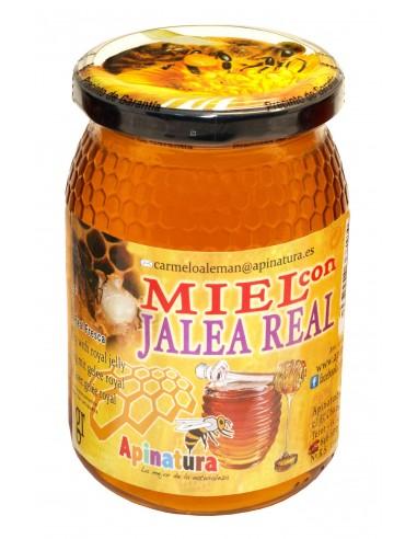 Miel con Jale Real 500 gr