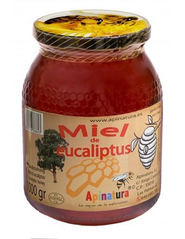 Miel de eucalipto 1000 gr