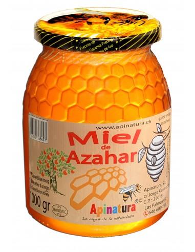 Miel de Azahar 1000 gr