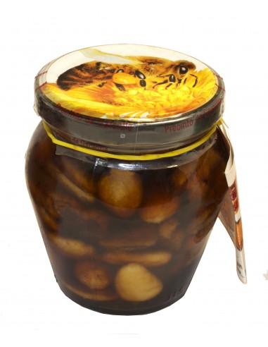 Miel con frutos secos 250 gr