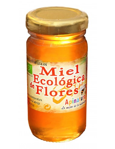 Miel ecológica 125 g