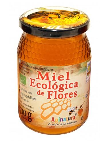 Miel ecológica 500 gr