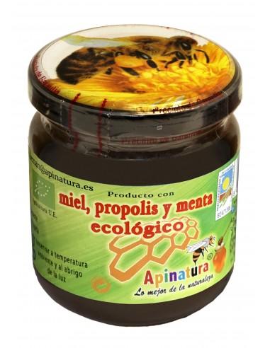 Miel con Própolis Ecológico 250