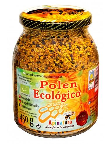 Polen ecológico 450 gr