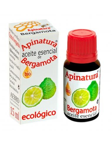 Aceite Esencial de Bergamota bio 15 ml