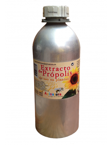 Extracto de Própolis para plantas 1200 ml